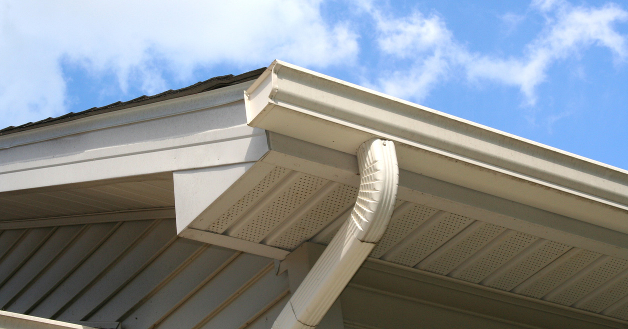 House Gutter and Downspout