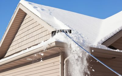 Snow & Ice Removal – Your Roofs Favorite Thing!